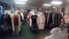 Wholesale lot women's clothing large priority box mixed seasons