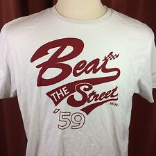Mini Copper Xl T-shirt Limited Beat The Street '59 Gear Car Auto Classic