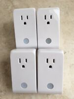 BRAND NEW IRIS SMART PLUG 4 PACK from Lowes