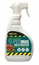 Insect Killer Spray Antiparasitaire tuer les insectes insectes Greenfly Red Mite...