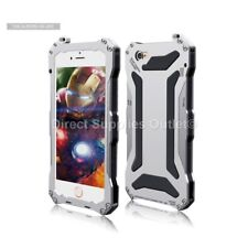 Metal Gorilla Shockproof Aluminum Glass Case For iPhone XR 8 7 6 5SE XS MAX PLUS