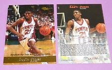 EDDIE JONES TEMPLE LOS ANGELES CLASSIC GAMES 1994 NBA BASKETBALL CARD