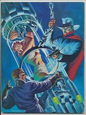 Unseen Shadows, 50 Shadows Cover Concepts, Supergraphics 1978 SIGNED by STERANKO