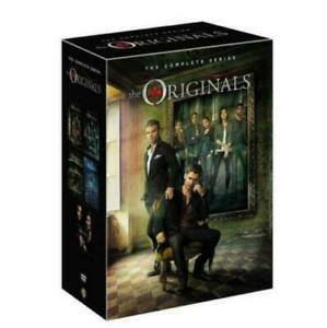The Originals: The Complete Series Seasons 1-5 (DVD, 2018, 21-Disc Box Set)