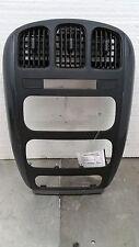 Dodge Caravan Center Dash Bezel Medium Quartz Trim Code D5 05 06 07 04 03