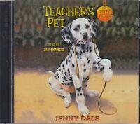 Jenny Dale Teacher's Pet 2CD Audio Book Puppy Patrol Jan Francis FASTPOST