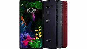 LG G8 ThinQ - 128GB -Black (AT&T Unlocked) B Stock
