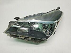 Toyota Yaris Headlight Head Light Driver's Left 2015 2016 2017