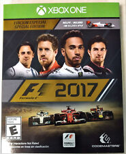 F1 2017 [ Special Edition W/ Sleeve Cover ] (Microsoft XBOX ONE)