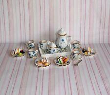 DOLLS HOUSE - AFTERNOON TEA SET