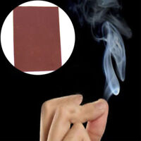 10X Mystic Finger Hells Smoke Magic Trick Smoking Illusion Paper Kids Magician