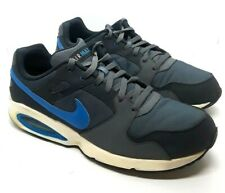 Nike Airmax Coliseum Racer 555423-444 Men Sz 14 Gray blue Sneakers shoes
