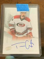 CC358 TREVOR CARRICK 2016-17 SP AUTHENTIC FUTURE WATCH RC AUTO /999