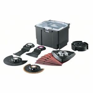 Bosch Starlock-Set Universal. 12-teilig