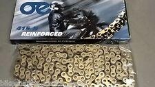catena passo 415 138 maglie 50cc strada cross enduro pit - bike