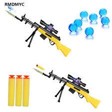 RMDMYC gun toys Gatling Barrett Sniper Gun with Bayonet Toy Guns Water Bombs & S