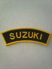 B244 Suzuki REAR BADGE 155 mm long