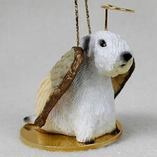 Sealyham Terrier Dog Figurine Angel Statue
