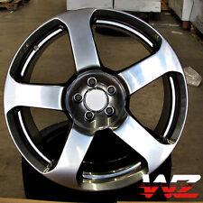 "20"" Rinspeed Style Wheels Hyper Black Fits Mercedes ML ML550 ML63 5X112"