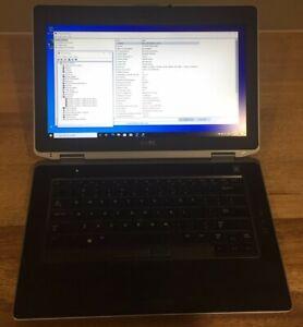Lattitude E6430 i7-3520 2.9GHz 8GB Ram 240GB SSD Drive Great Condition 14in Scre