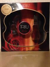 TABU COLOGNE ANNIVERSARY COLLECTION, NIB