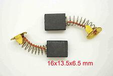 2 X MAKITA CB155 BRUSH BRUSHES HM1200K HM1202C HR3850K (1 PAIR) BQ1