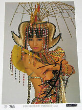 AUTOGRAPHED: Princess Tenko Poster