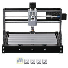 DIY CNC Mini Cutting Engraving Machine Printer Kit Desktop Engraver Cutter E0D2