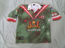 #CL12.  2000  LEBANON WORLD CUP  RUGBY LEAGUE SUPPORTER'S JERSEY