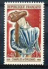 STAMP / TIMBRE FRANCE NEUF LUXE ** N° 1445 ** CHARLES D'ORLEANS