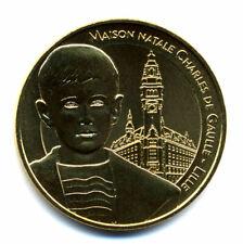 59 LILLE Maison natale de Charles de Gaulle, 2020, Monnaie de Paris
