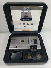 New listing Escort Solo S2 Cordless Radar And Laser Detector Excellent Condition