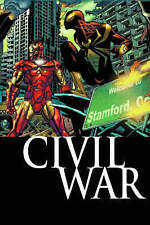 NEW The Amazing Spider-Man: Civil War by J. Michael Straczynski