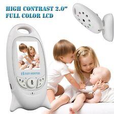 HOT 2.4GHz Wireless Digital LCD Baby Monitor Audio Video Night Vision Camera XC