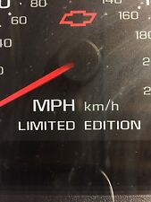 2000-2005 Impala Monte Carlo Cluster 9379481 10306211 9379461 9383201 LIMITED ED