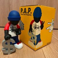 STUSSY PAP Peace and Prosperity Customade Figure Collectible Hobby Medicom Toy