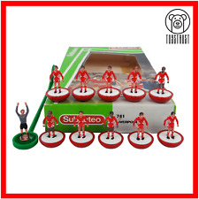 More details for liverpool subbuteo team ref 741 lfc vintage table football soccer toy lw u4
