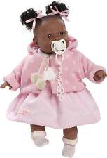 Berbesa - Veste audacieuse de poupée Alicia, pleurant avec pirris. (4353R)