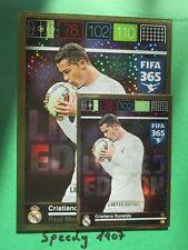 Panini Adrenalyn FIFA 365 Limited Edition Ronaldo XXL Madrid Limitiert RARE