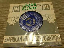"SHAWN ELLIOTT SPANISH 7"" SINGLE SPAIN HIT 66 - A WALKING MIRACLE TRICENTRE"