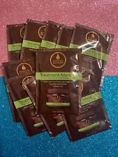 Moroccan Gold Series Treatment Mask 0.67 oz / 20 mL Each. Lot Of 10. (Samples)