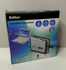 EnVivo Cassette To MP3 Converter - New Unused