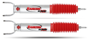 Rancho RS9000XL Shock Absorber Pair For 07-09 Hummer H3 H3T