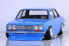 Pandora RC DATSUN 510 BLUEBIRD UNPAINTED Body Only