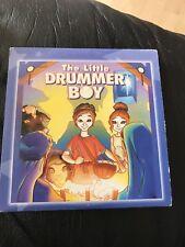 THE LITTLE DRUMMER BOY - CARTOON - MAIL PROMO DVD
