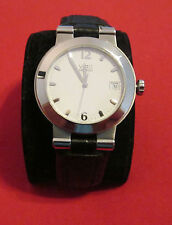 Movado VIZIO 84 C2 1891 Herren Uhr Armbanduhr Datum Edelstahl Swiss Made