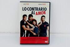 LO CONTRARIO AL AMOR - VICENTE VILLANUEVA - DVD - HUGO SILVA - ADRIANA UGARTE