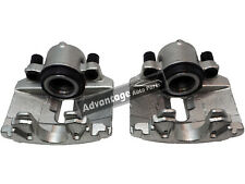 FOR VW GOLF PLUS FROM 2005 FRONT LEFT & RIGHT BRAKE CALIPERS + BRAKE PADS