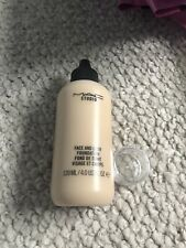 Genuine MAC Face & Body Foundation C1 Sample Pot 3ml