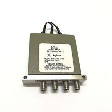 HP Agilent 33312-60009 Switch 4-Port 3.5mm 15 Volt (B 45)